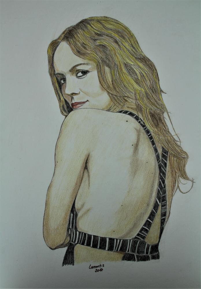 Vanessa Paradis by kornog